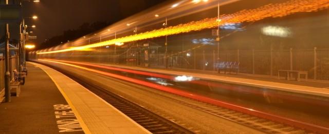 Night train #3