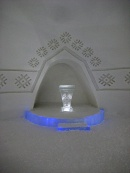 Altar of the Ice Chapel